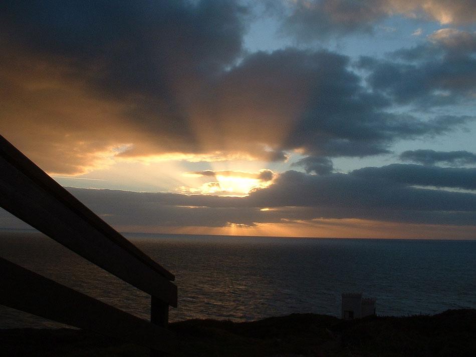 Holyhead sunset
