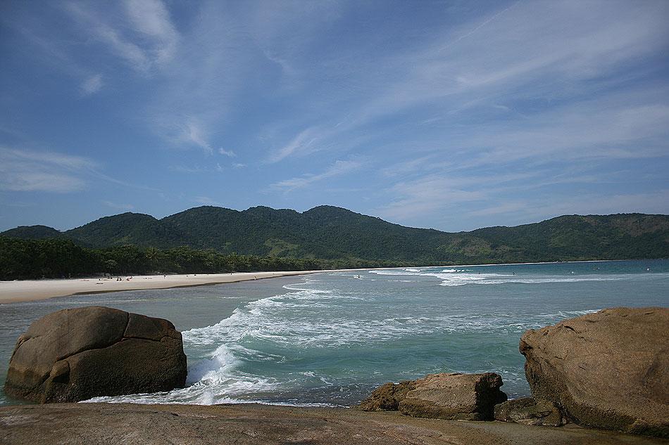 Big island – big beach
