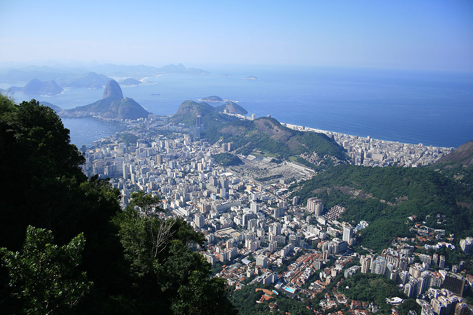 Copacabana and beyond