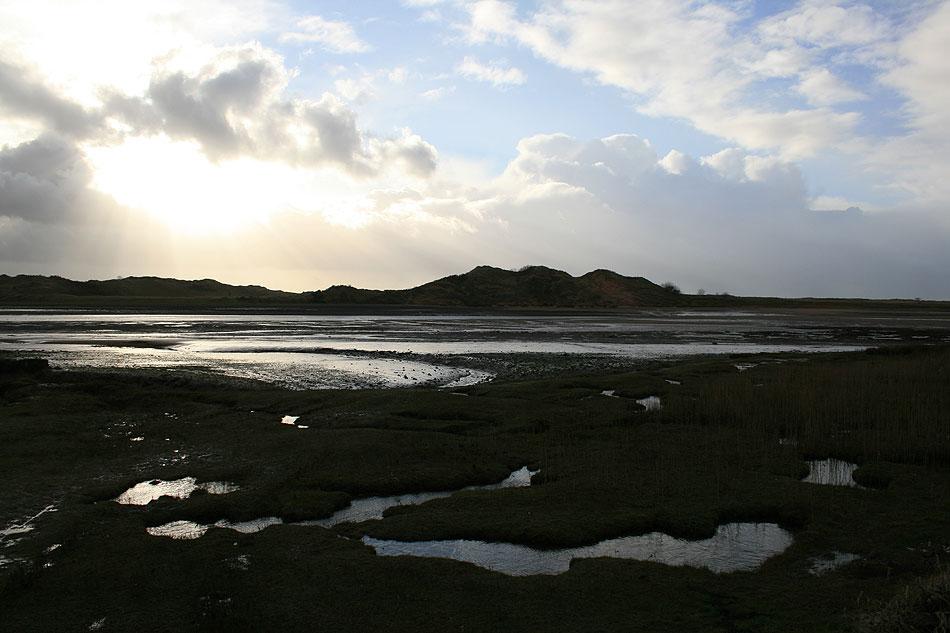 Cumbrian marshes