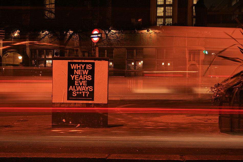 New year pessimism
