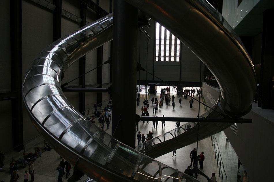 Tate Modern slides