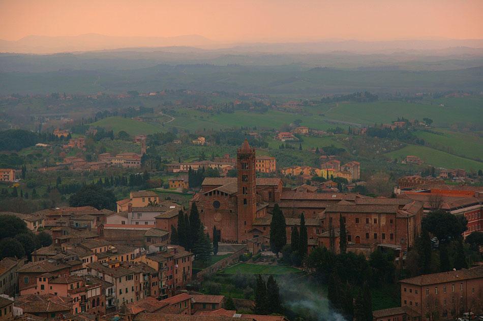 Beyond Siena