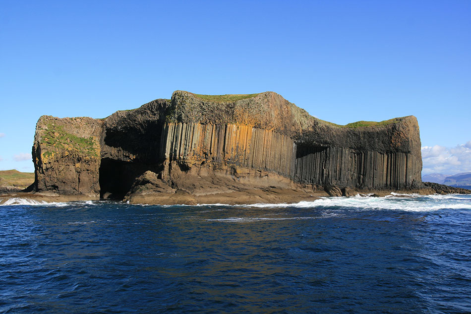 The columns of Staffa